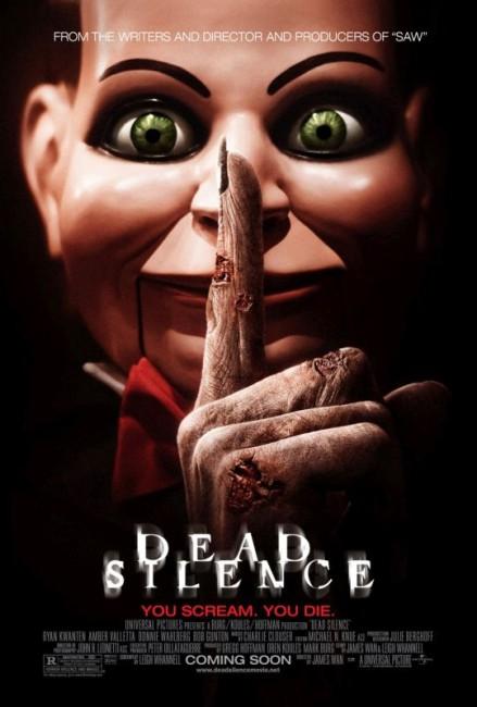 Dead Silence (2007) poster