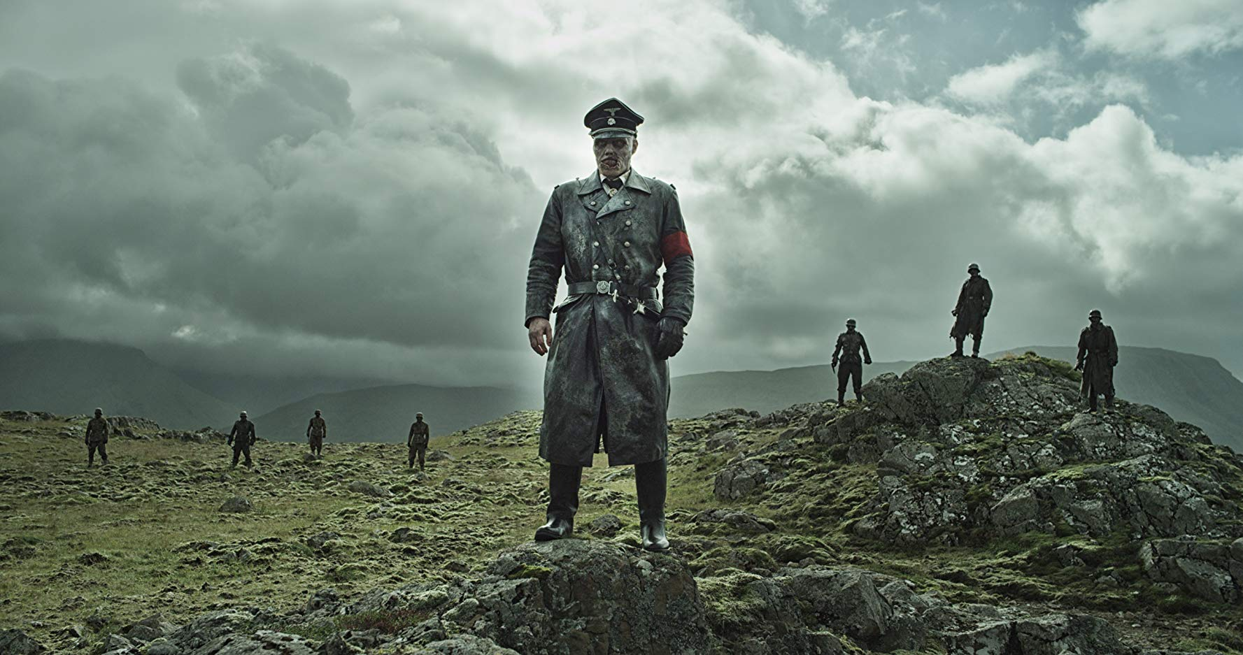 The return of the Nazi zombies in Dead Snow 2 (2014)