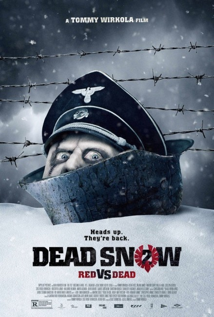 Dead Snow 2 (2014) poster