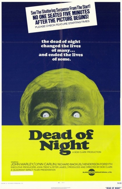 Dead of Night (1974) poster