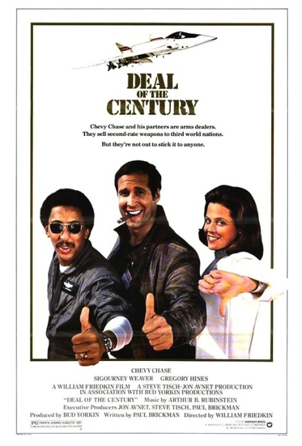 Deal of the Century (1983) poster