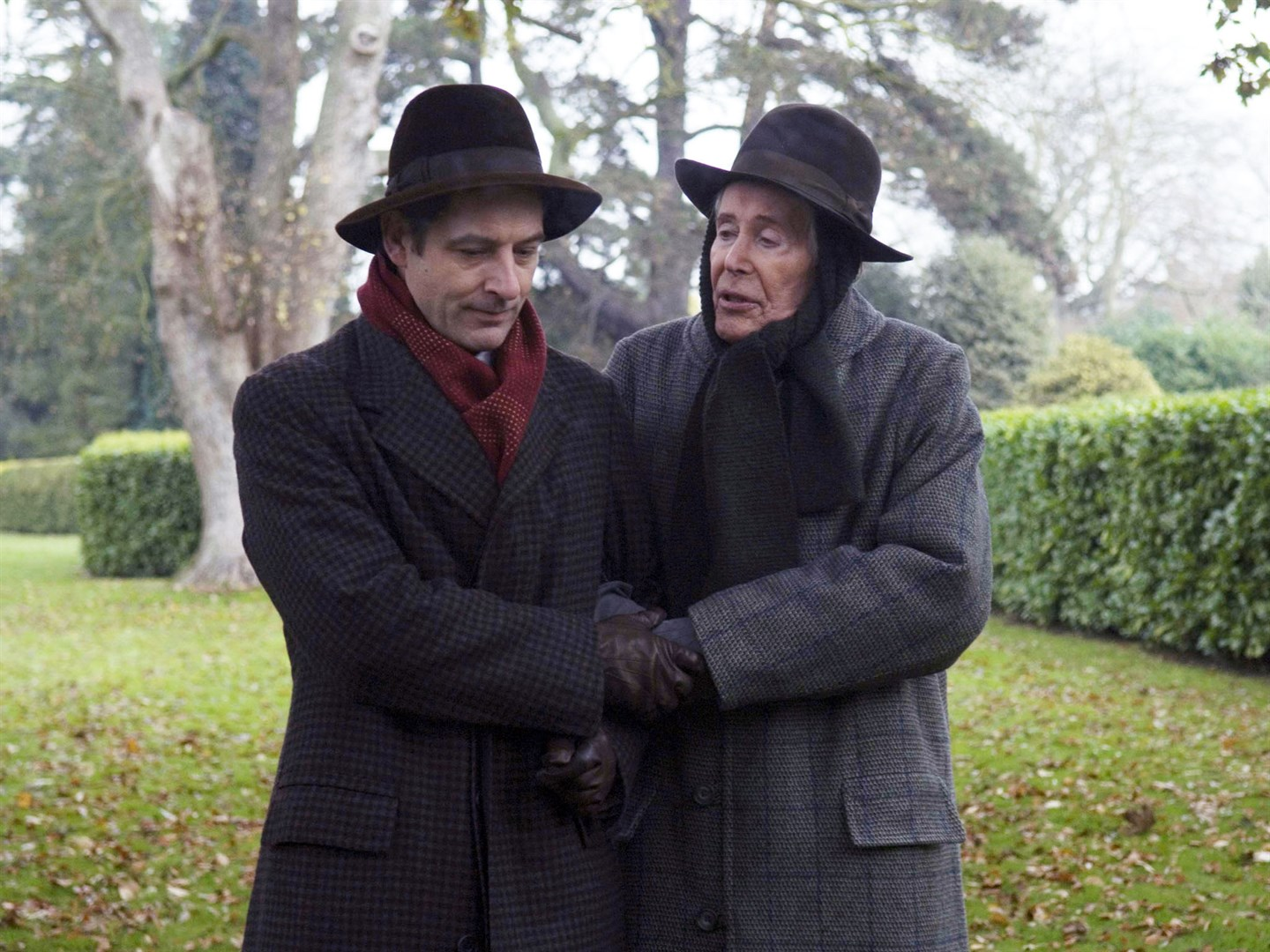 Jeremy Northam, Peter O'Toole in Dean Spanley (2008)