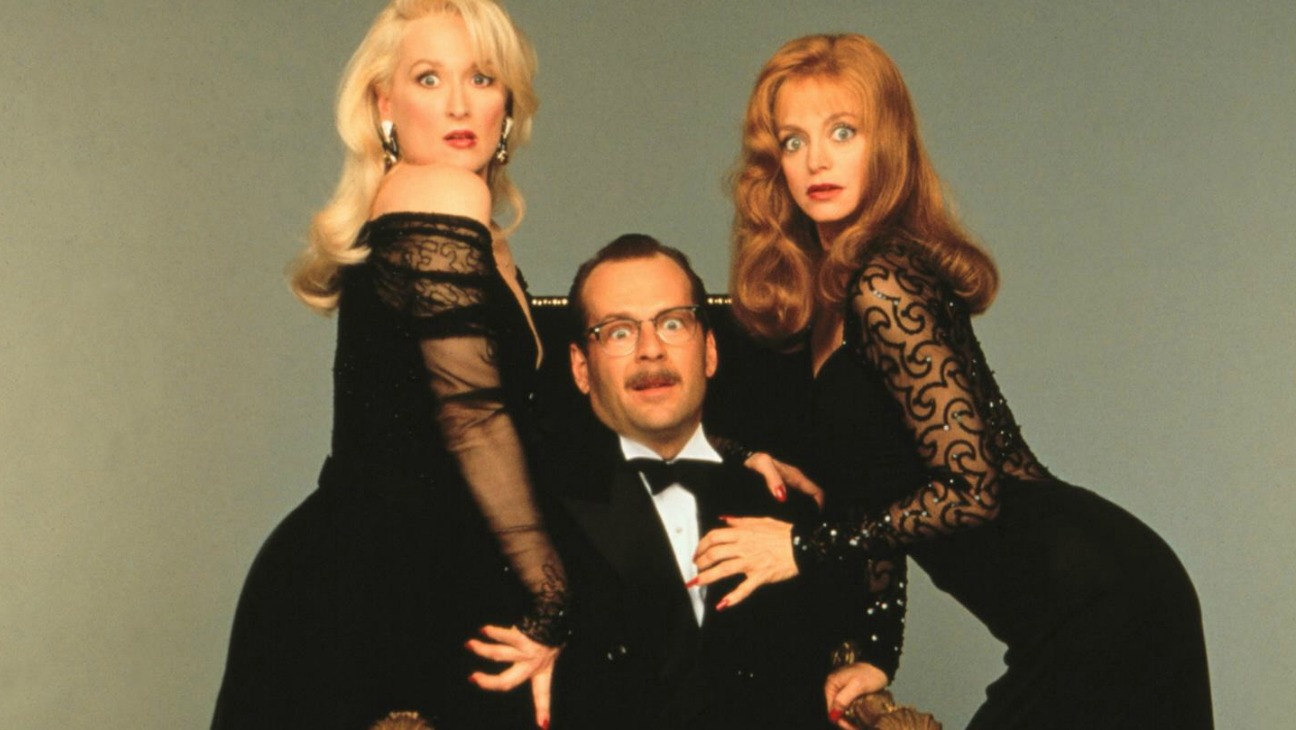 Meryl Streep, Bruce Willis, Goldie Hawn in Death Becomes Her (1992)