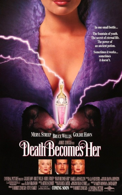 Death Becomes Her (1992) poster