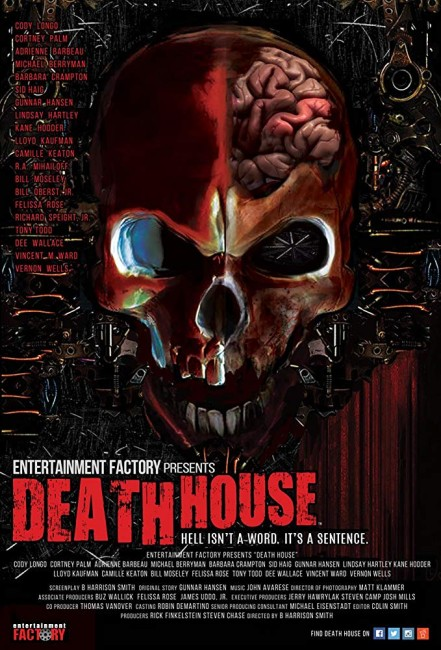 Death House (2017) poster