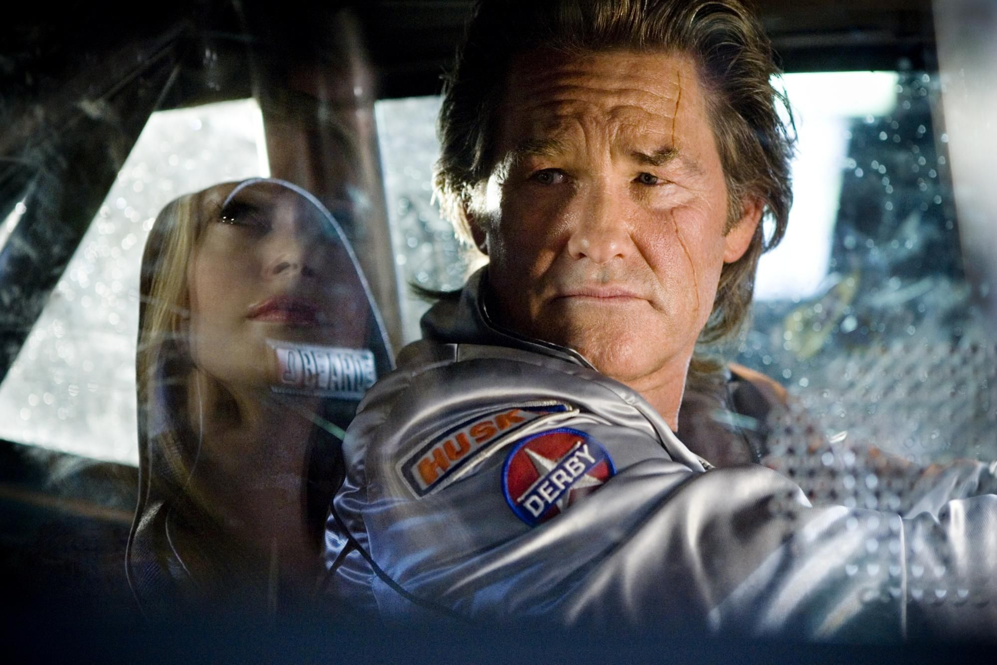 Kurt Russell as Stuntman Mike in Death Proof (2007)