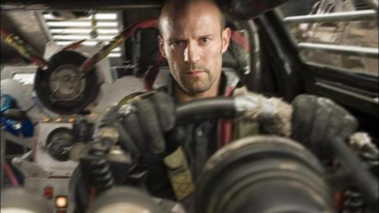 Jason Statham as Jensen Ames in Death Race (2008)