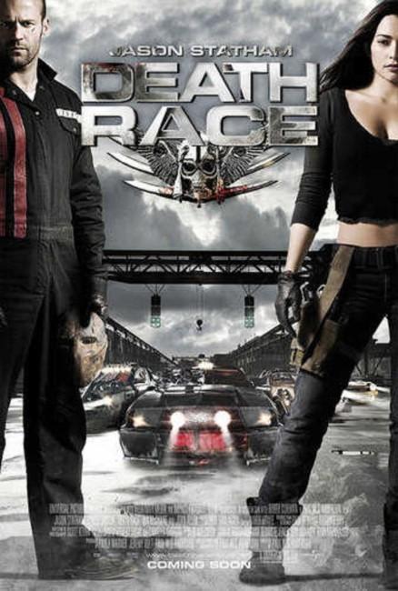 Death Race (2008) poster