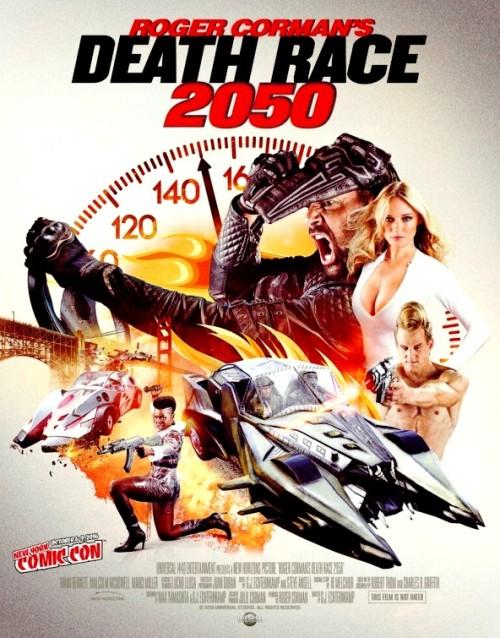 Death Race 2050 (2017) poster