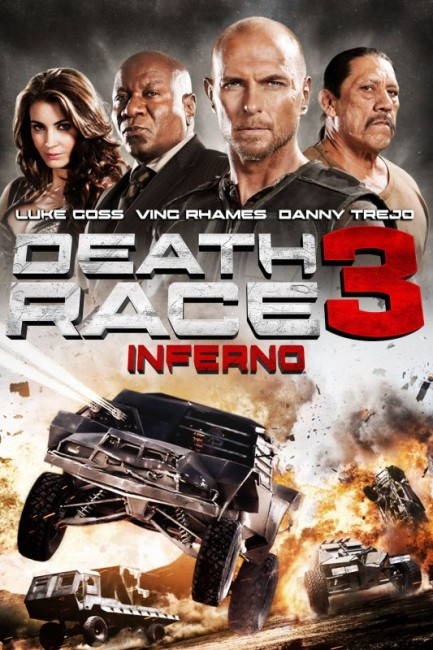 Death Race 3: Inferno (2013) poster