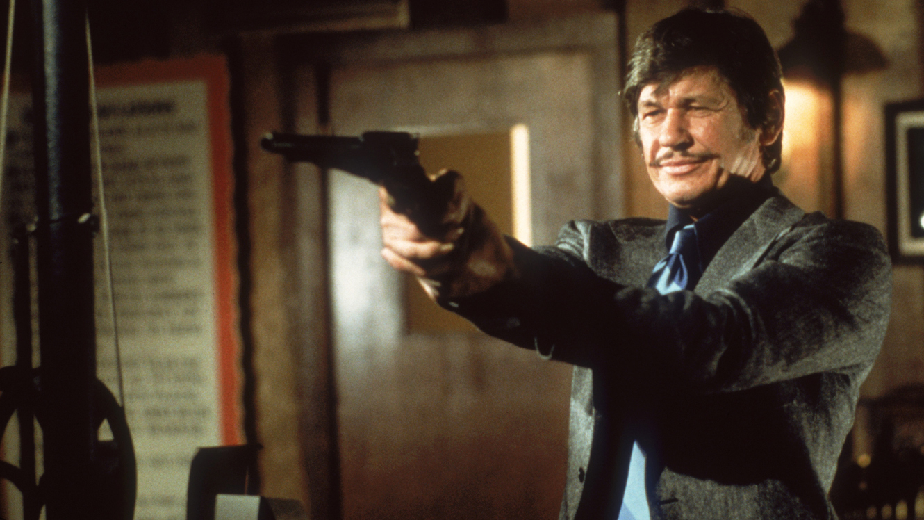 Charles Bronson in Death Wish (1974)