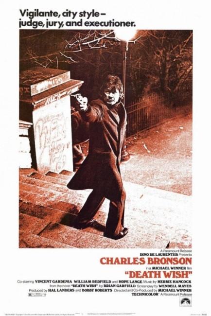 Death Wish (1974) poster