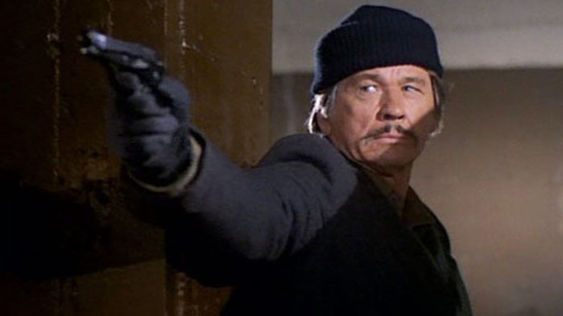 Charles Bronson in Death Wish II (1981)