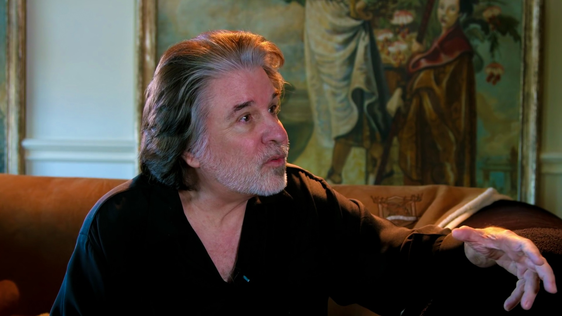 Jon Peters interviewed in The Death of Superman Lives What Happened (2015)