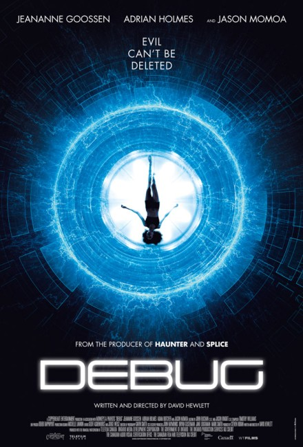 Debug (2014) poster
