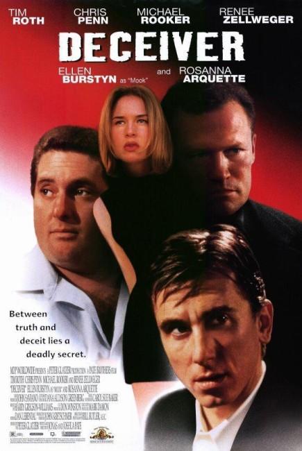 Deceiver (1997) poster