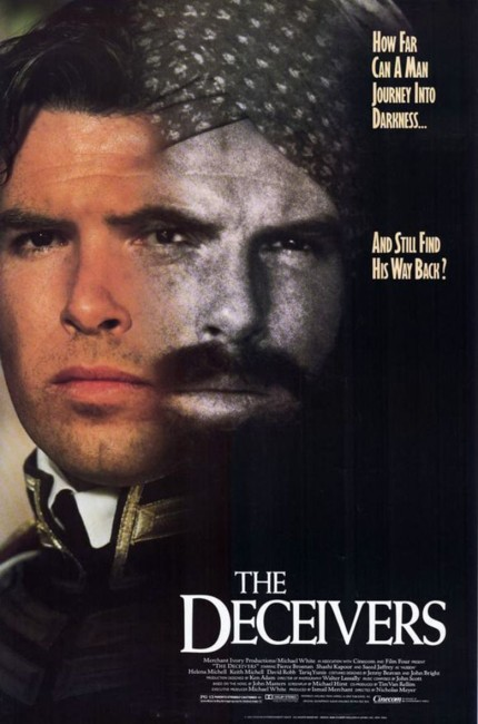 The Deceivers (1988) poster