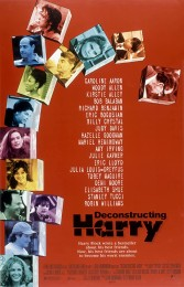 Deconstructing Harry (1997) poster