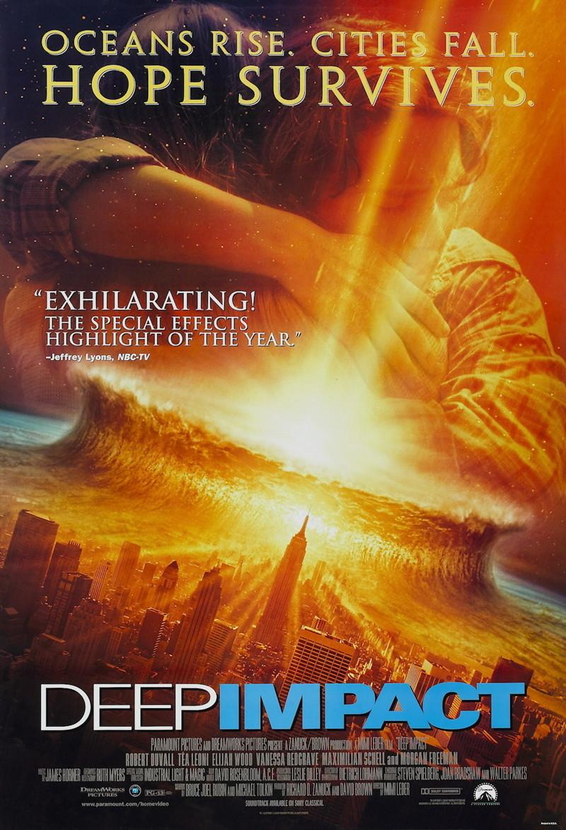 Deep Impact 1998 Moria