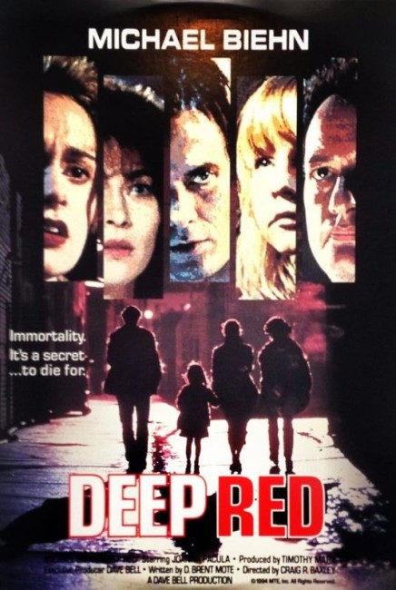 Deep Red (1994) poster
