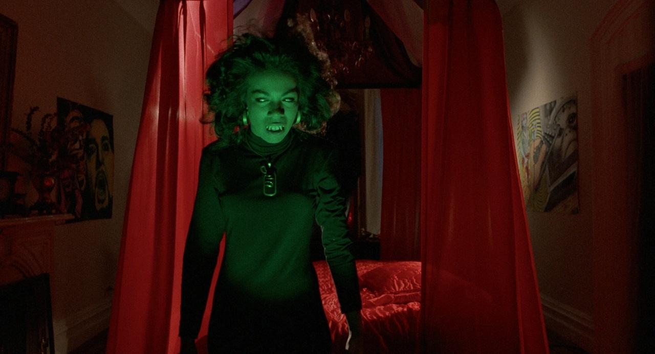 Cynthia Bond as the demon Temptation in Def By Temptation (1990)