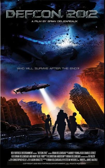 Defcon 2012 (2010) poster