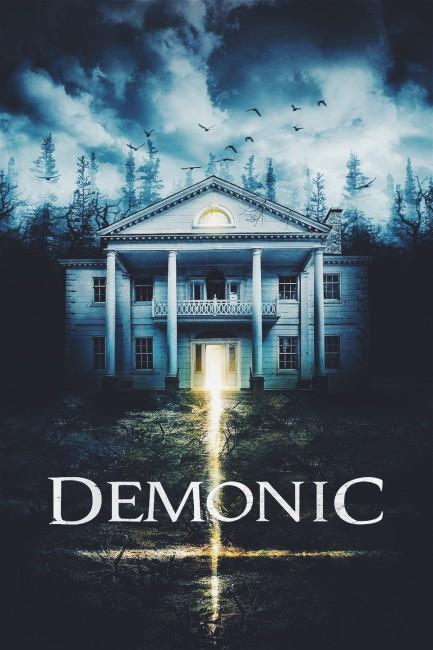 Demonic (2015) poster