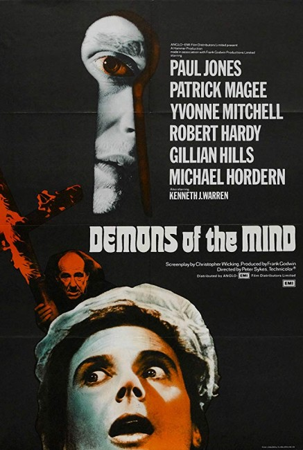 Demons of the Mind (1972) poster