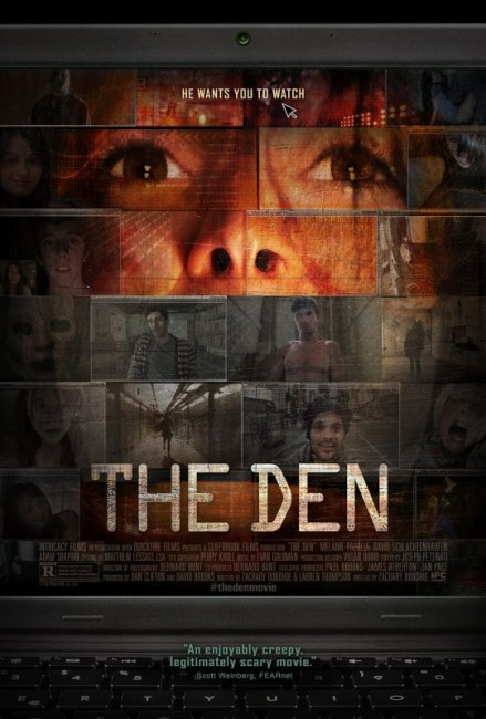 The Den (2013) poster