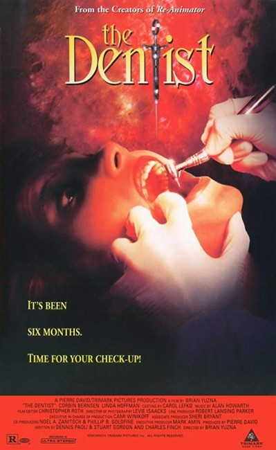 The Dentist (1996) poste