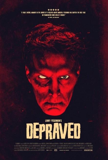 Depraved (2019) poster