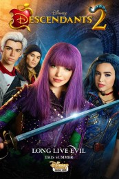 Descendants 2 (2017) poster