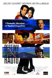 Destiny Turns on the Radio (1995) poster