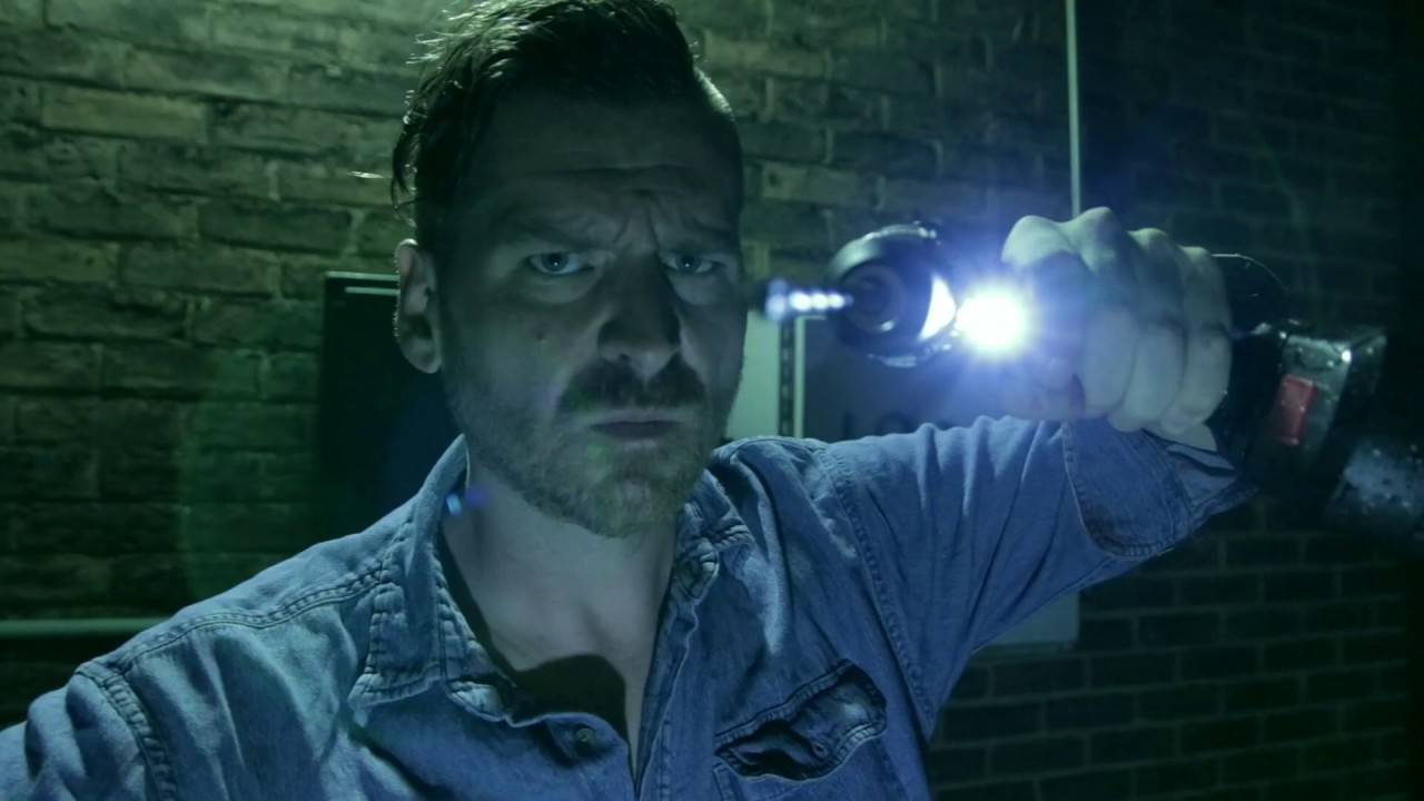Justin Scro as Reno Miller in Detroit Driller Killer (2020)