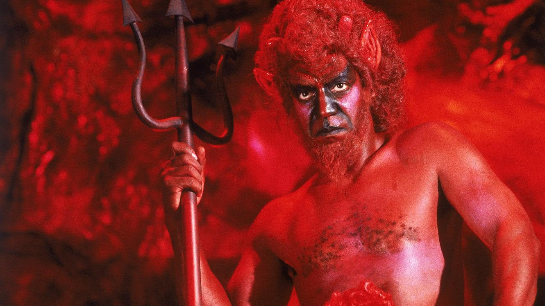 Bill Cosby as The Devil in The Devil and Max Devlin (1981)