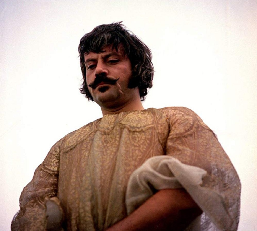 Oliver Reed in one of his fienst roles as the priest Father Urban Grandier in The Devils (1971)