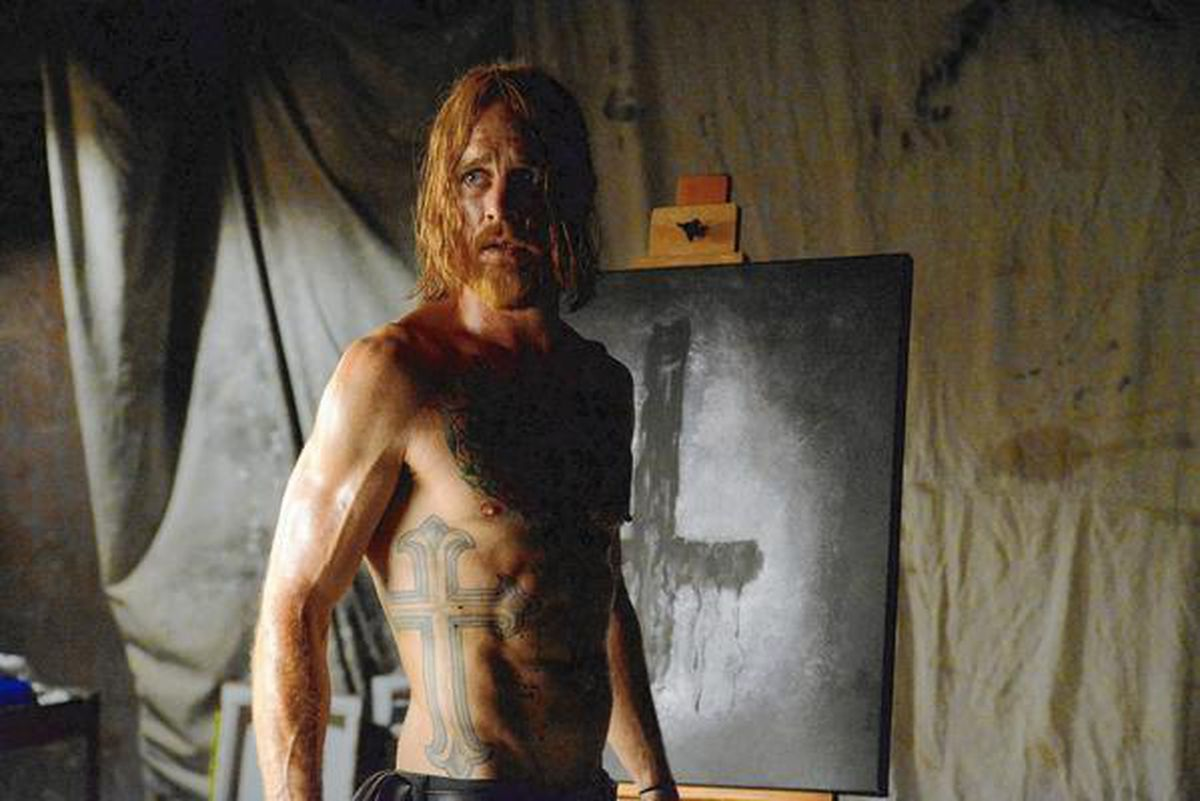 Ethan Embry as artist Jesse Hellman in The Devil's Candy (2015)