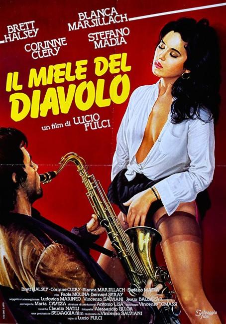 The Devil's Honey (1986) poster