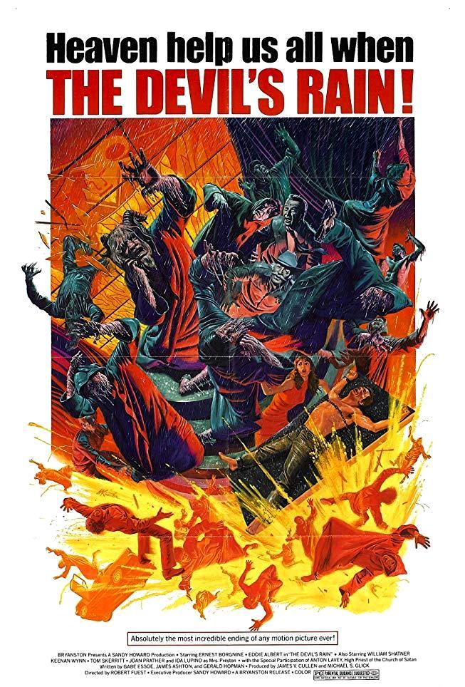 The Devil's Rain (1975) poster