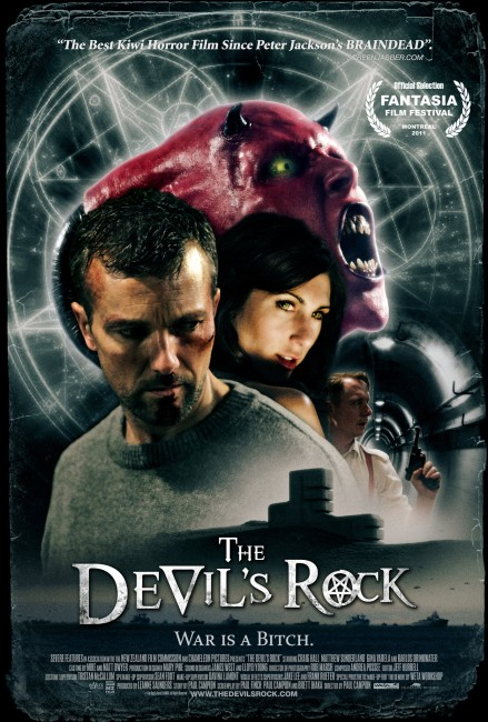 The Devil's Rock (2011) poster
