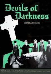 Devils of Darkness (1965) poster