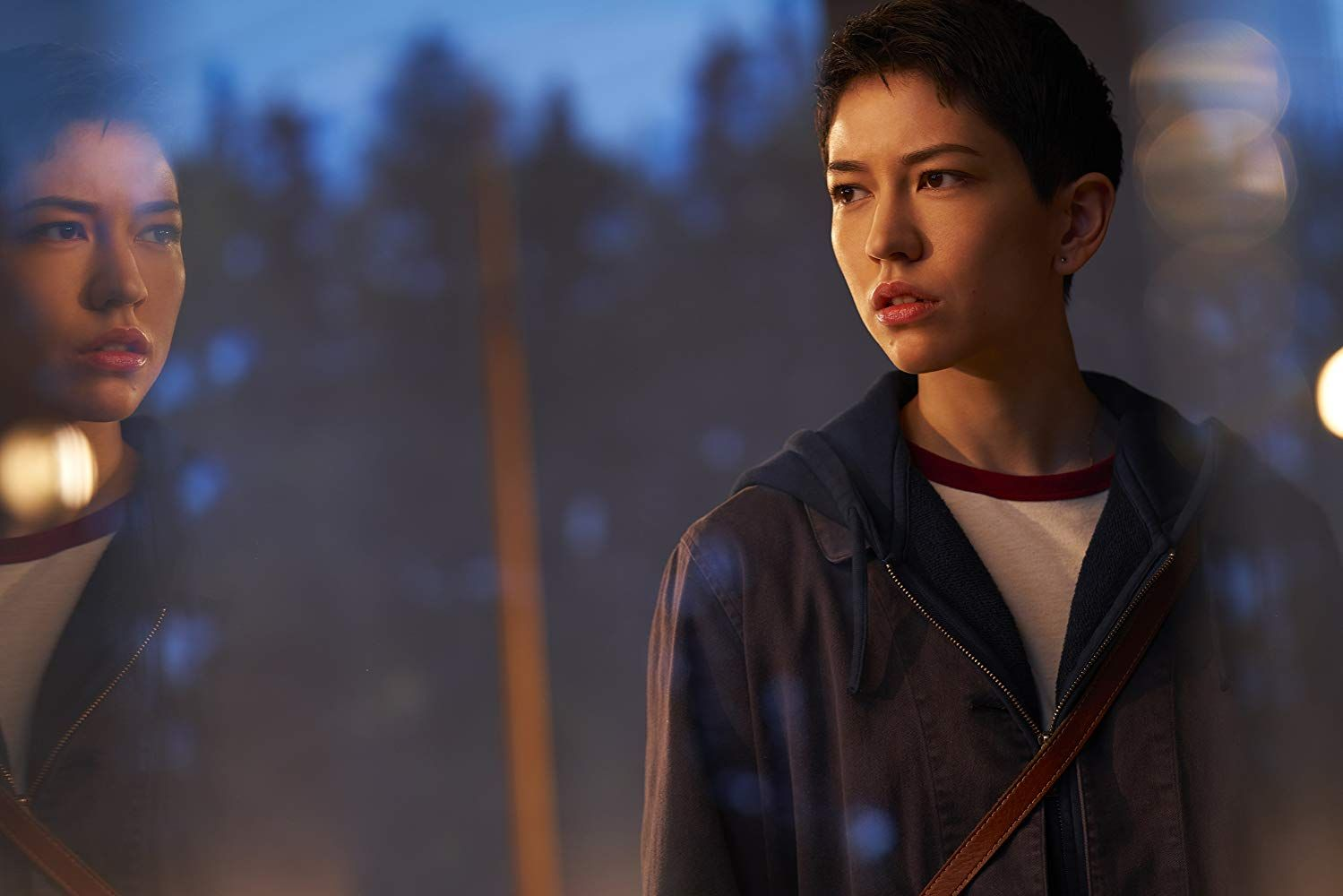 Sonoya Mizuno as Lily Chan in Devs (2020)