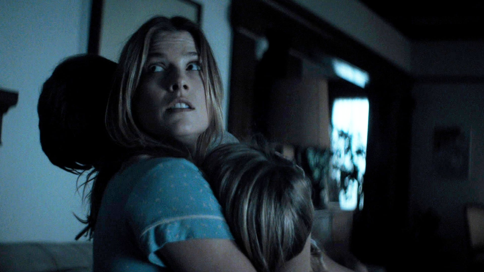 Ali Larter and Max Rose in The Diabolical (2015)