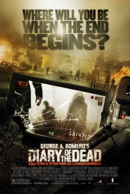 Diary of the Dead (2007) poster