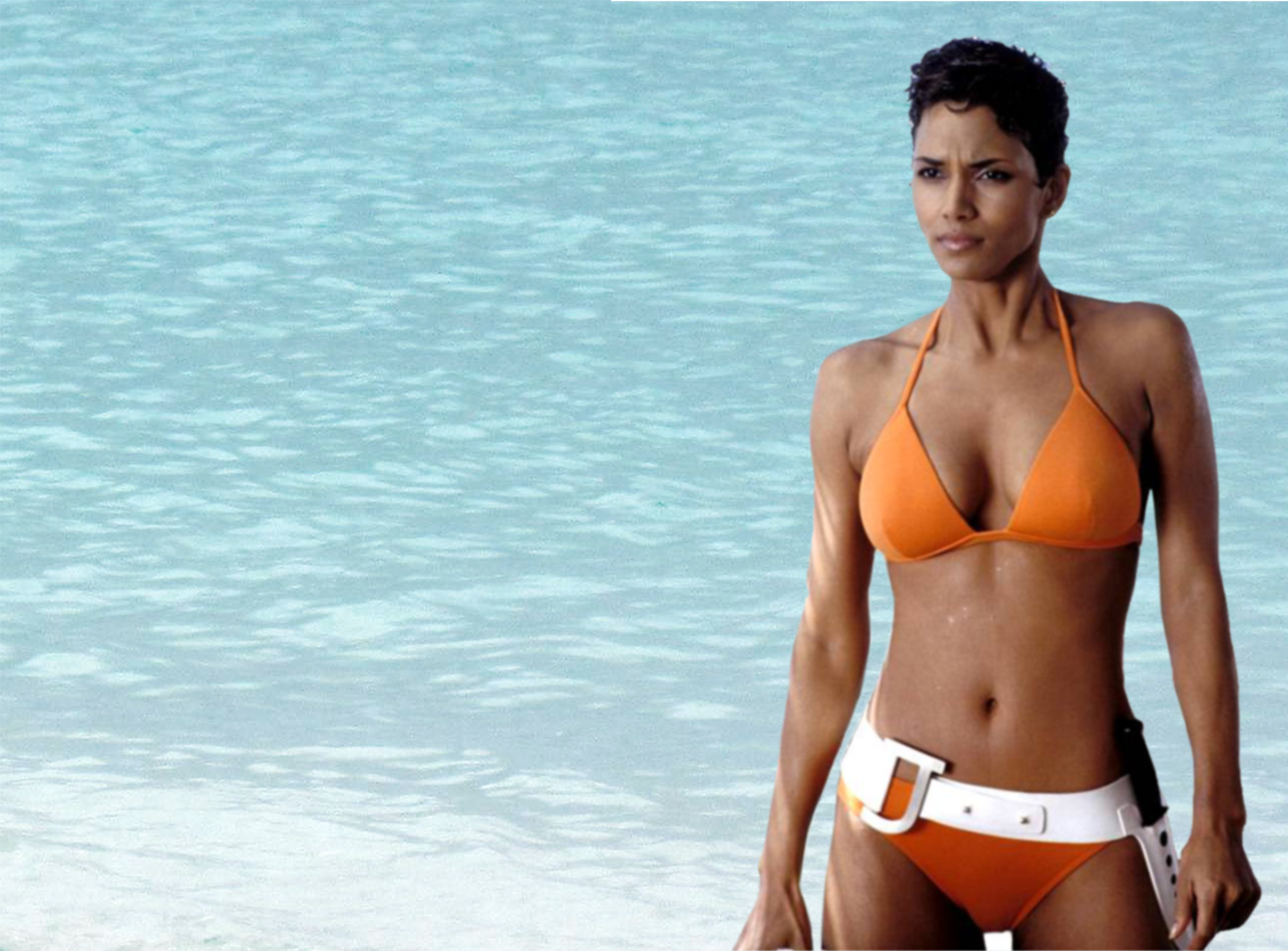 Halle Berry as Jinx in Die Another Day (2002)
