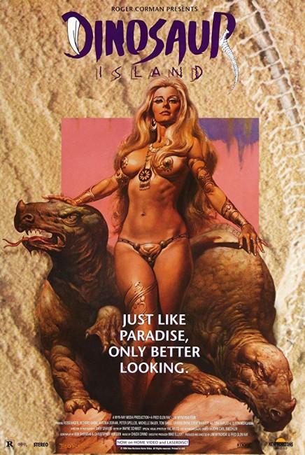 Dinosaur Island (1994) poster