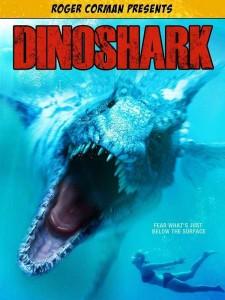 Dinoshark (2010) poster