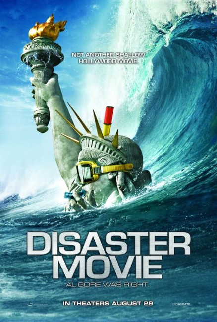 Disaster Movie (2008) poster