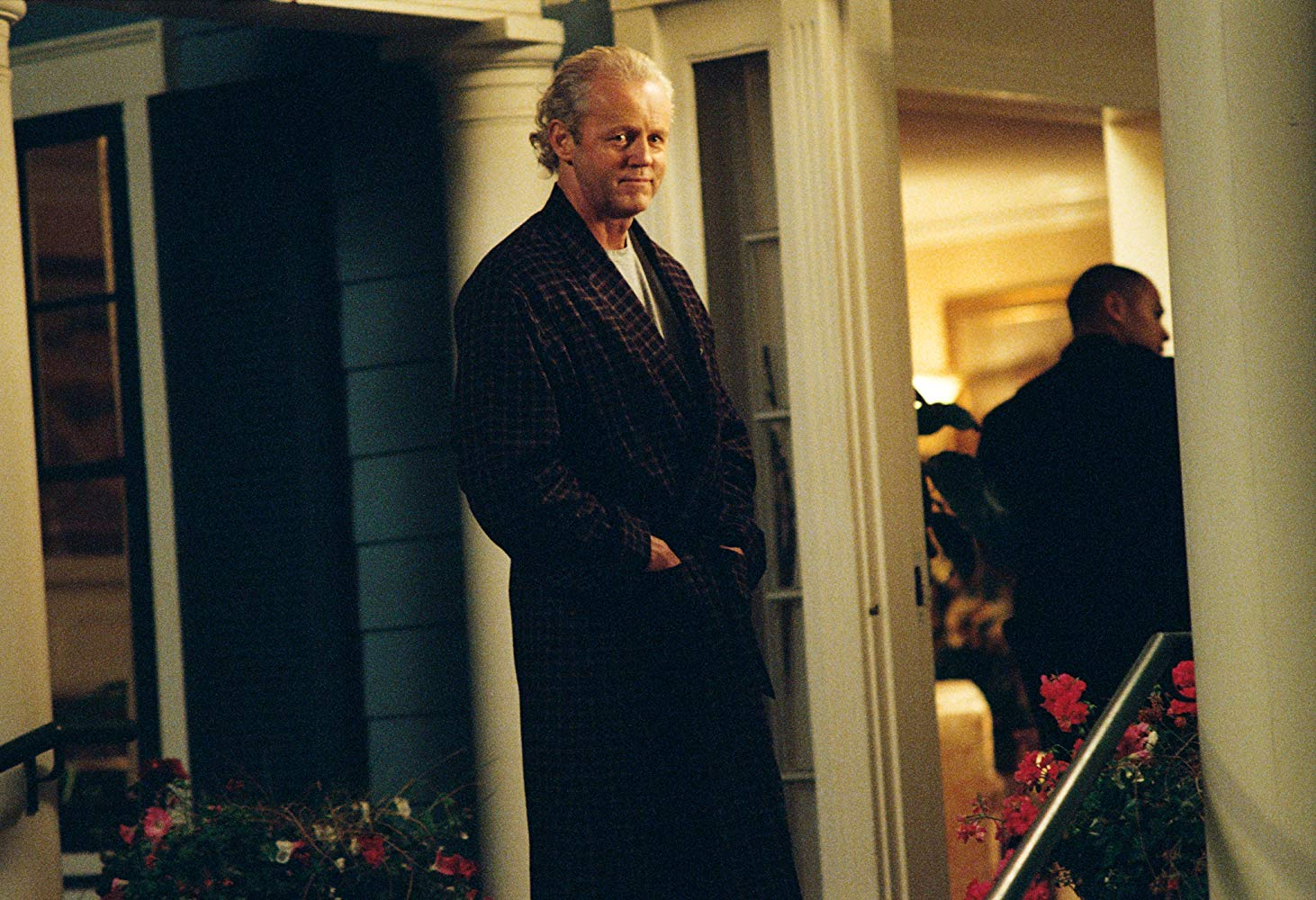 David Morse as the next door neighbour who may be a serial killer in Disturbia (2007)