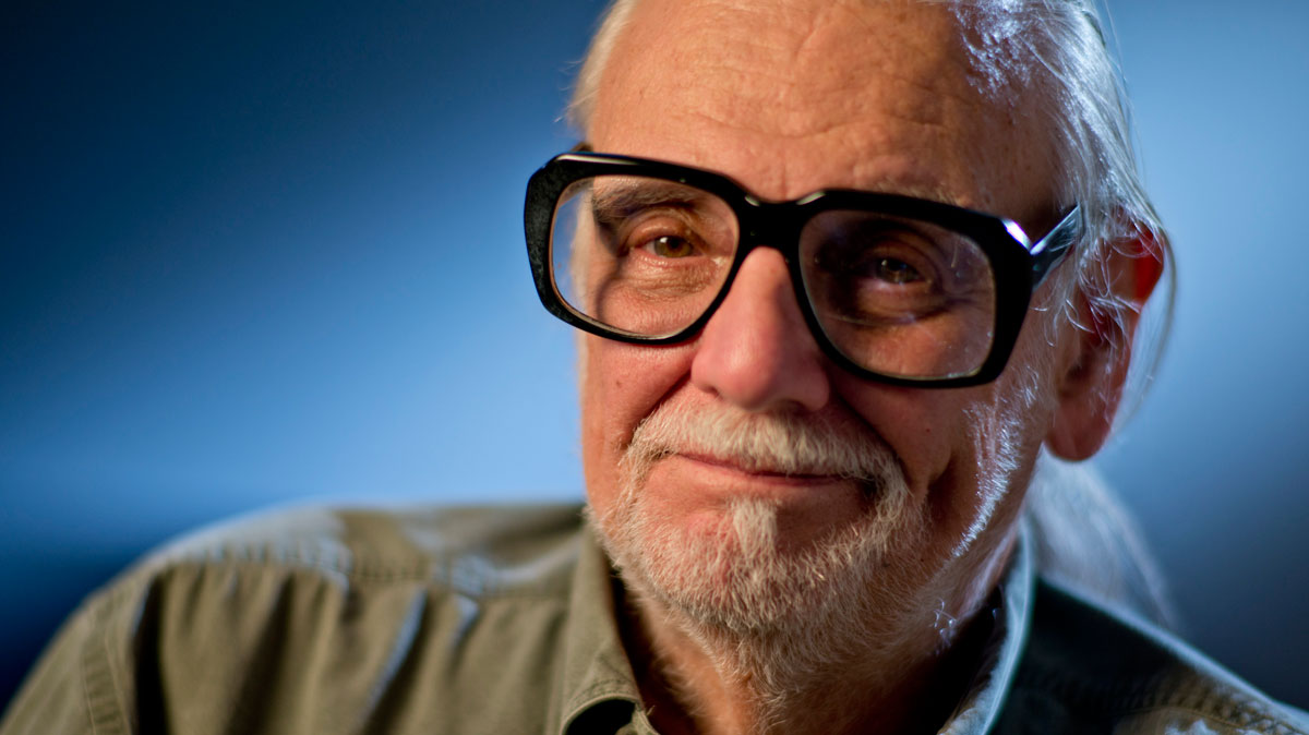An interviewed George Romero in Doc of the Dead (2014)